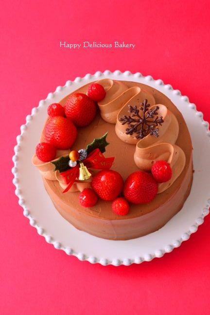 1104チョコケーキ