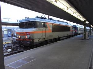 パリ電気機関車