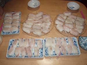 シーバス寿司