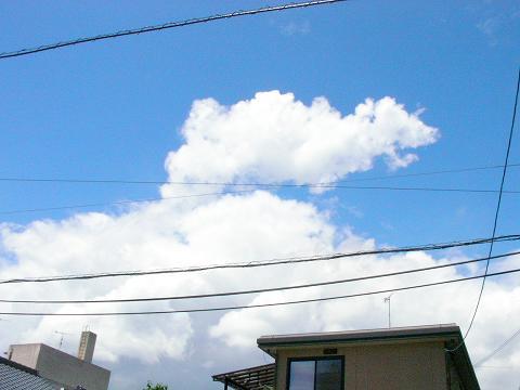 雲 002