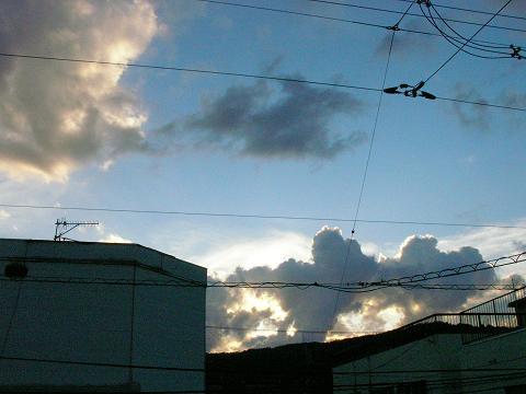 秋空 001