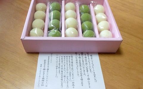 梅チョコ (1)