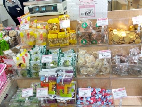 お菓子量り売り (3)