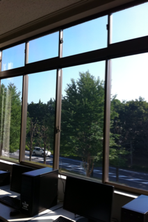 窓ガラスへのUVカットフィルム