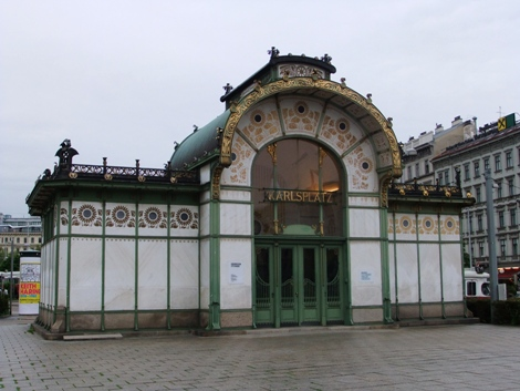 カールスプラッツ旧駅