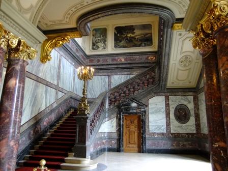 王家の階段
