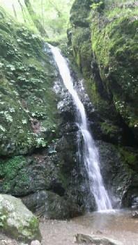 アヤヒロの滝