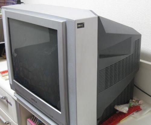 古いテレビxx
