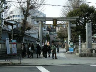 今戸神社1