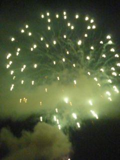 2010河原花火