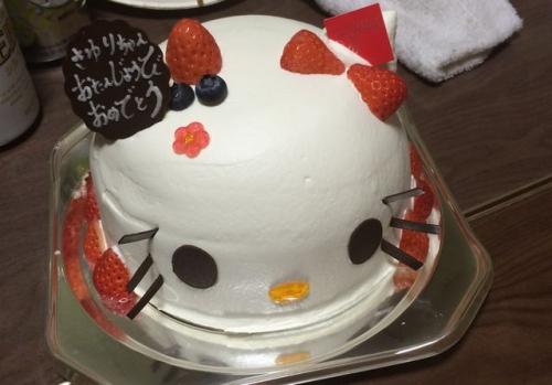 2014-11-28 さゆり誕生日