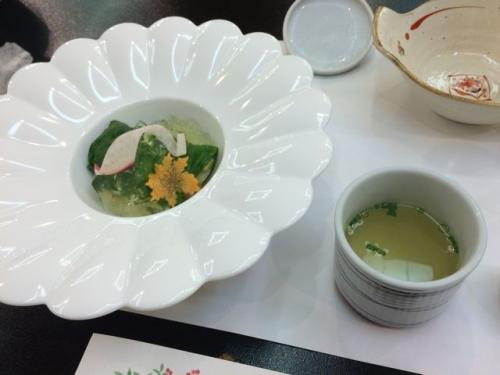 2014-12-08スープとサラダ