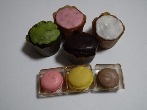 牧中学お菓子