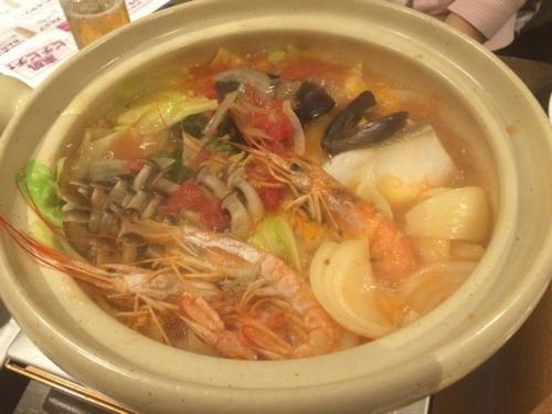 2014-12-18 トマト鍋