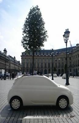 l'art de la voiture