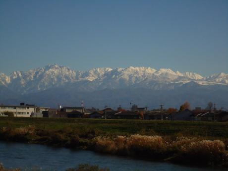 20121125立山連峰「剣」convert_20121125203252