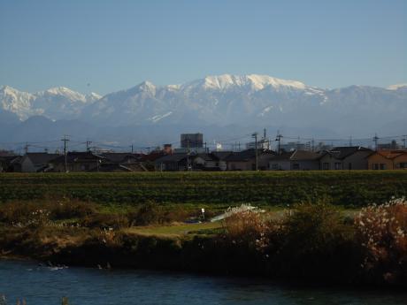 立山連峰「薬師岳」_20121125203504