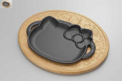 キティちゃん ステーキ皿 1