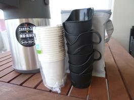 簡易コーヒーカップ1