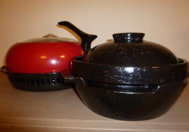 今お気に入りの鍋たち