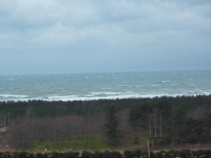2010年12月31日の日本海
