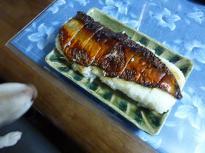 焼きサバ鮨