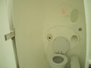 スケッチトイレ中