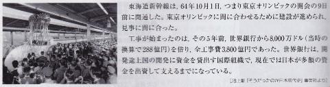新幹線 世界銀行 借金