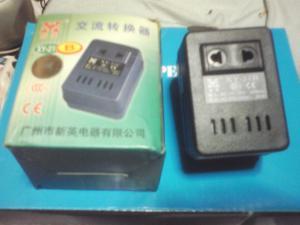 電圧変換機