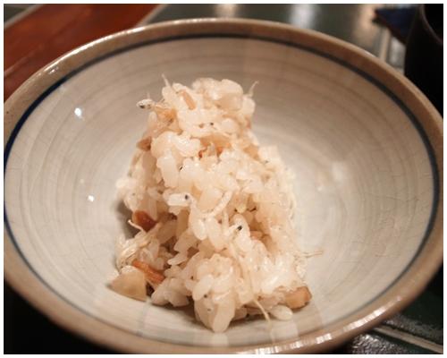 仙台麩と燻りがっこ