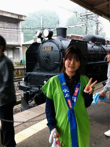 石坂先輩!