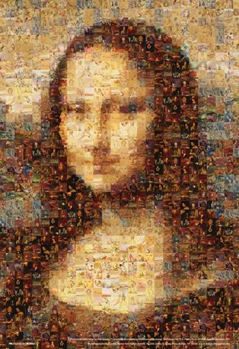モナリザ集合絵画像1