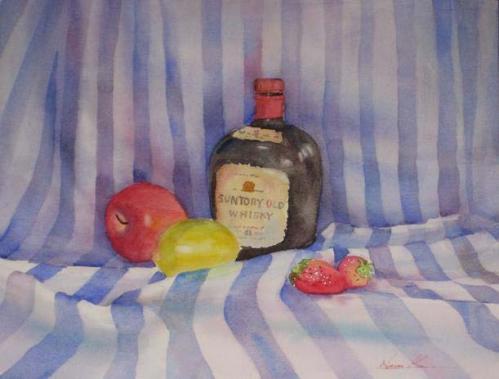 林檎とウイスキー2