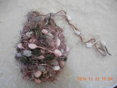 マフラー糸