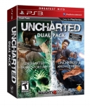 Uncharted Duel Pack Ps3
