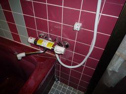 M様邸 混合水栓