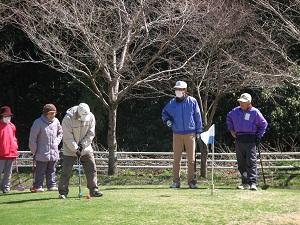 グラウンドゴルフ3月ペア大会 0022