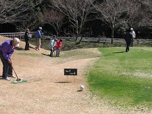 グラウンドゴルフ3月ペア大会 0011