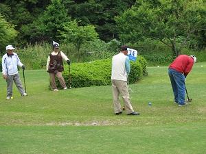グラウンドゴルフ5月大会 0055