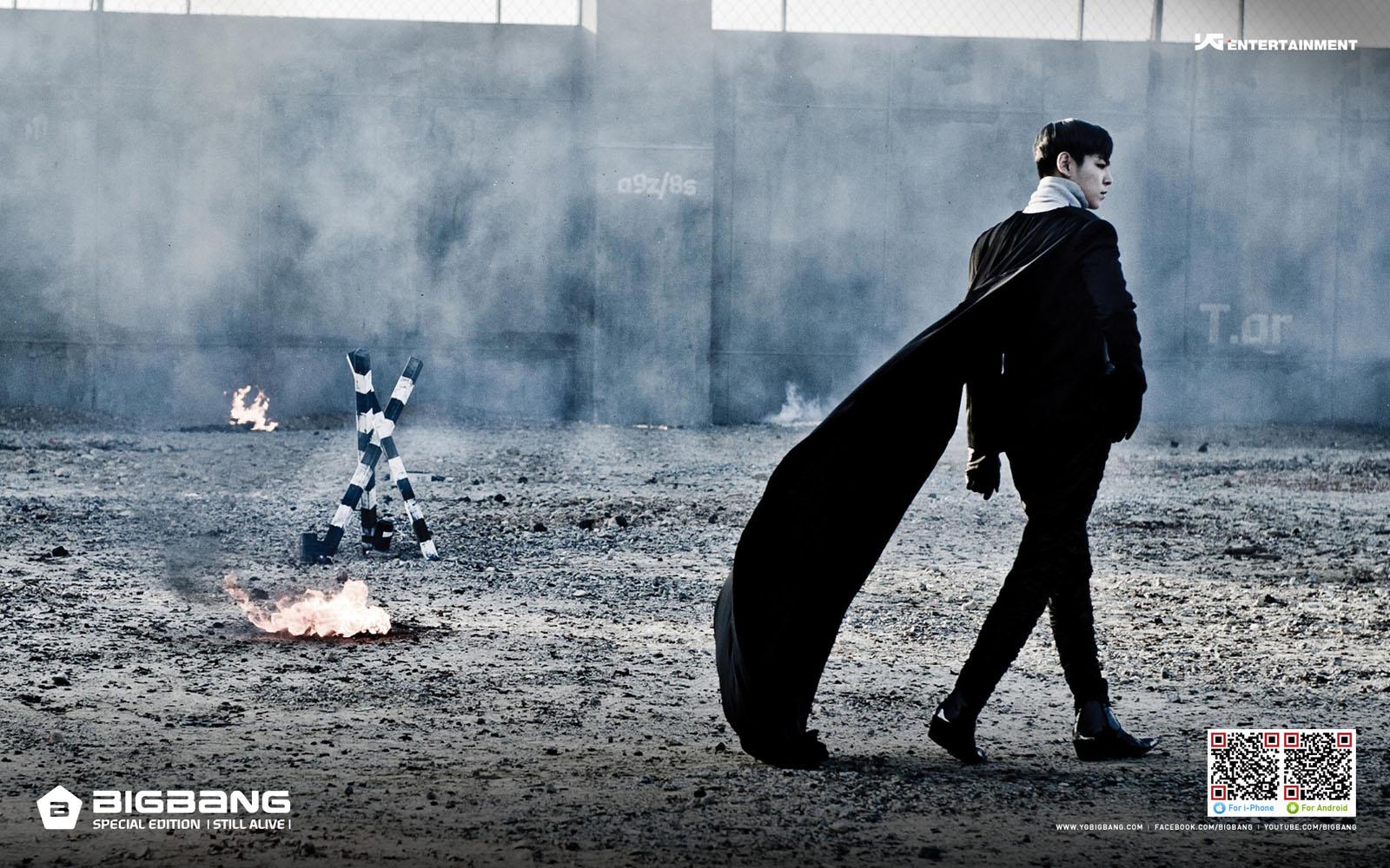 Addicted To Bigbang Still Alive 壁紙