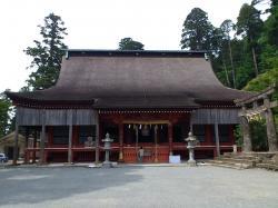 110604英彦山神宮奉幣殿