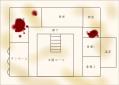 邸1階見取り図‐改