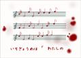 楽譜の暗号(難)