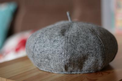 これがあればおしゃれ上級者!簡単に作れるベレー帽