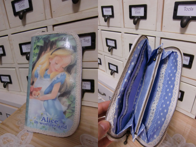 アリス財布
