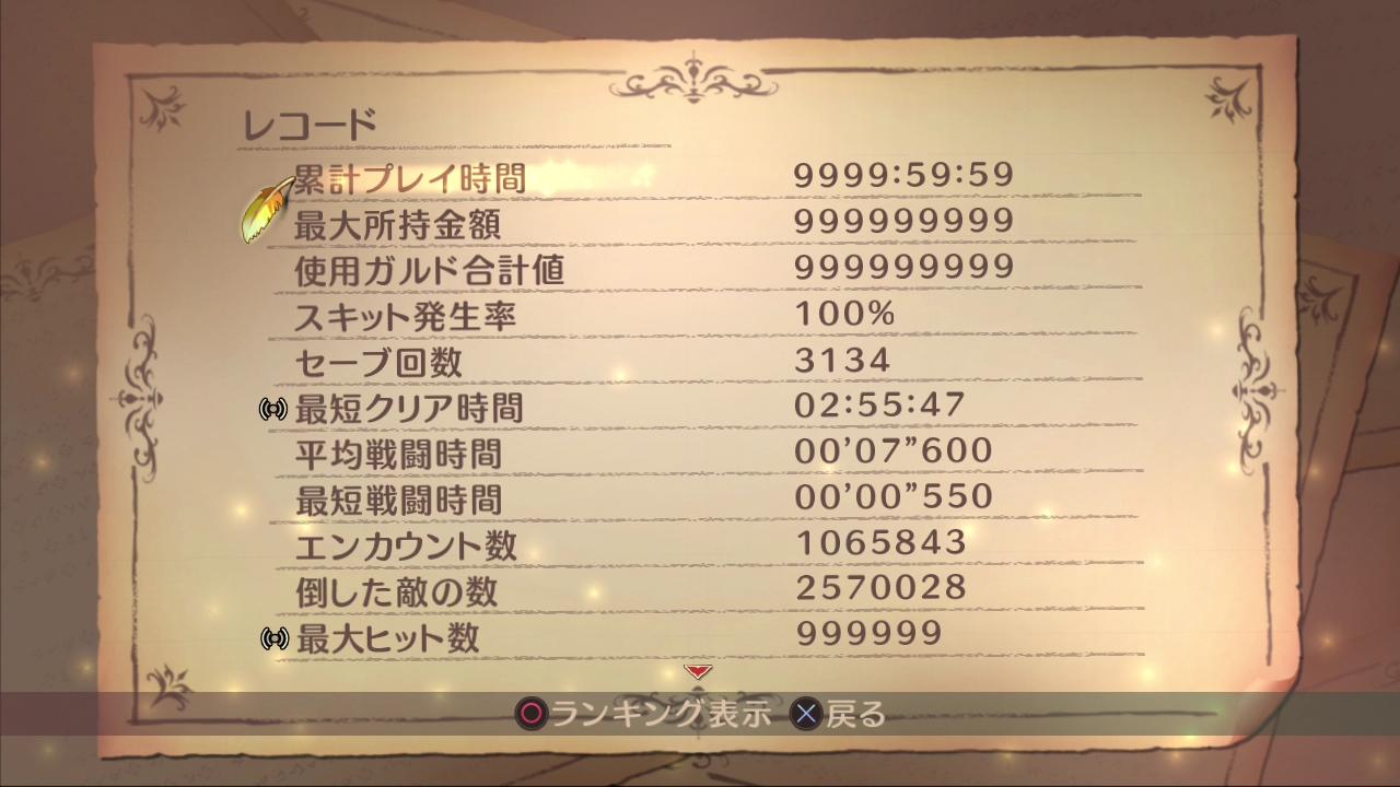 TOVプレイ時間2012_0108_1000