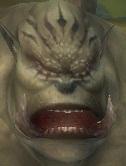 ウルマンの顔