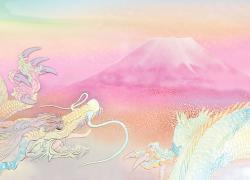光と愛の感謝日記 2014年は変化の年・虹色の光の流れ