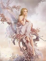 光と愛の感謝日記 美しいピンク色の羽根を持っている大天使ジョフィエル