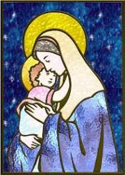 光と愛の感謝日記 クリスマスのメッセージ(函館元町教会のマリアさまから)